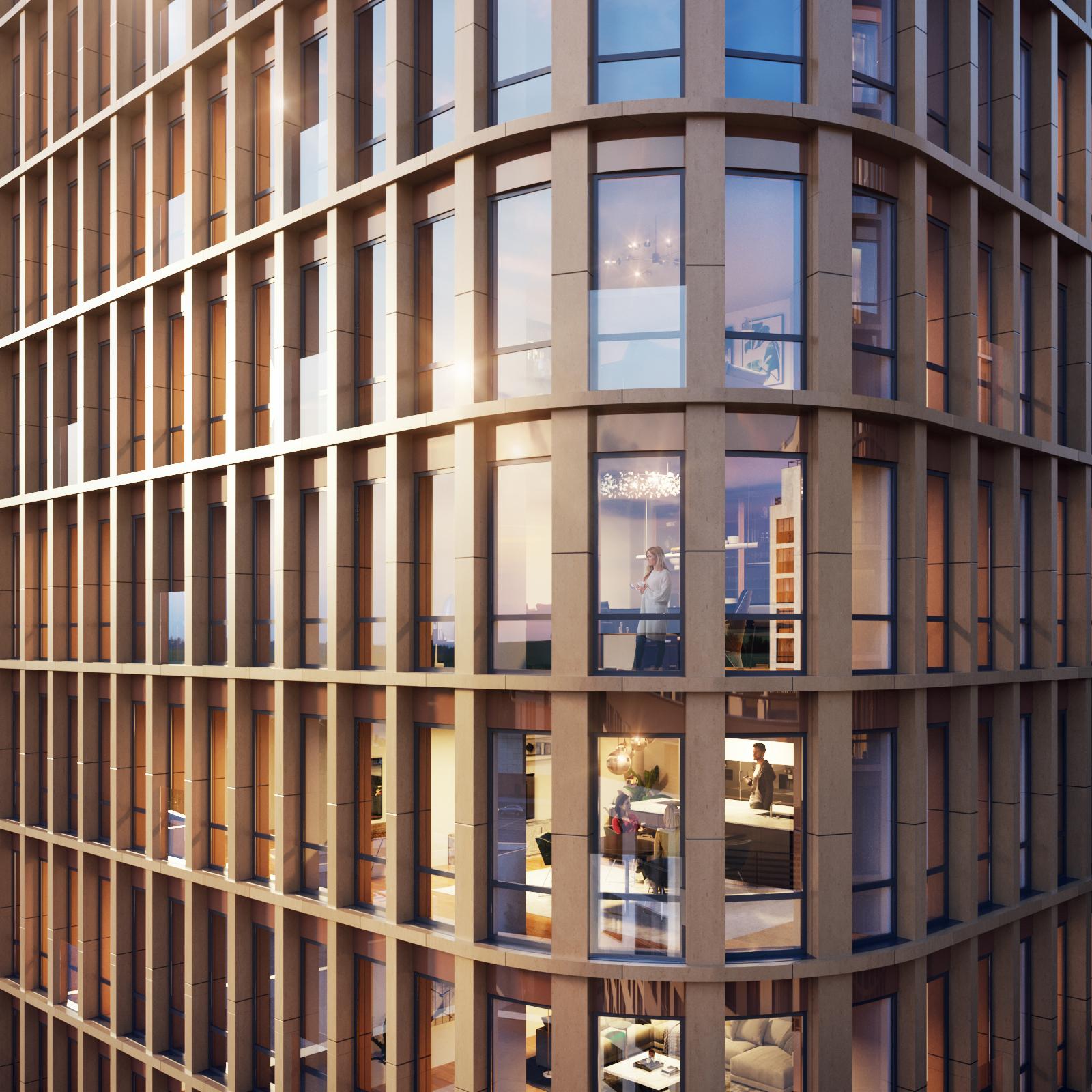 YE`S и GloraX создадут два новых апарт-отеля в Петербурге