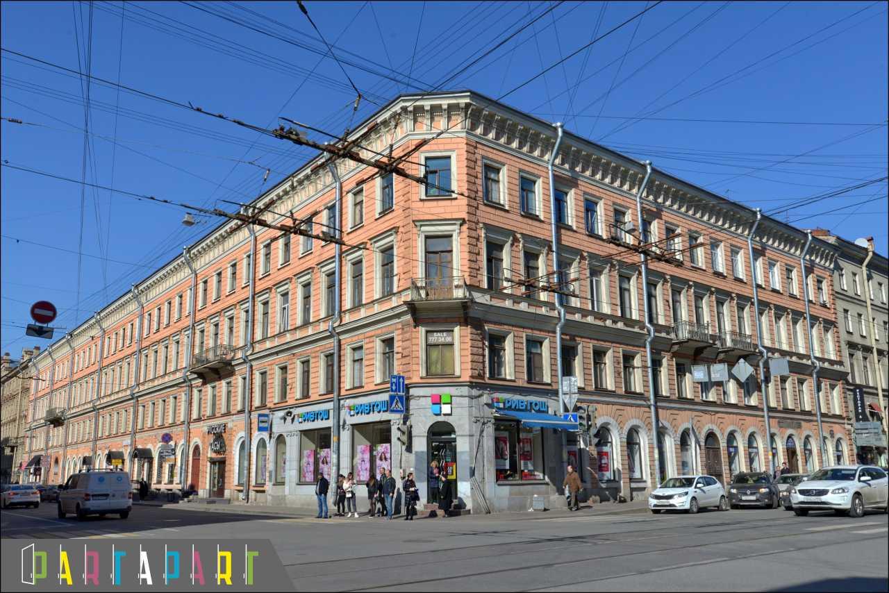 Дом табачного короля В. Г. Жукова