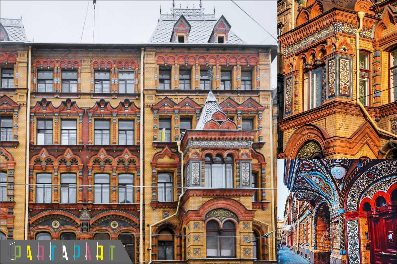 «Дом-пряник» – архитектора Н.Н. Никонова